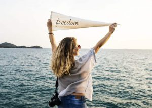 steps to gaining real freedom