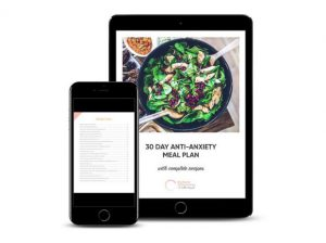 30 Day Anti Anxiety Meal Plan