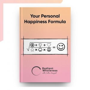 YOUR HAPPINESS FORMULA