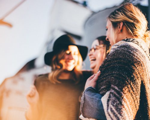 How to Find Your People And Create Community